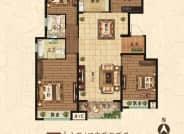 F户型 4室2厅2卫 145平